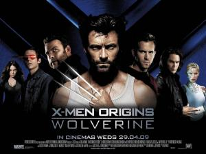 wolverine characters
